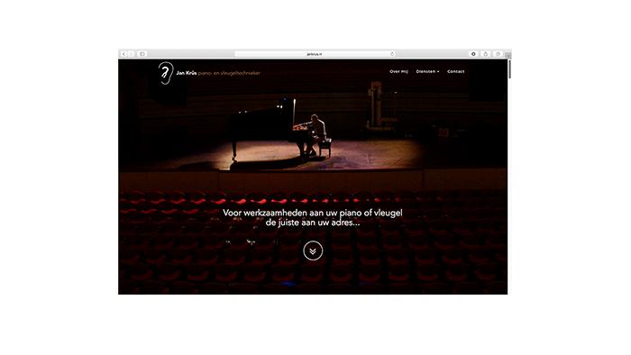 Jan Krüs Website Thumbnail