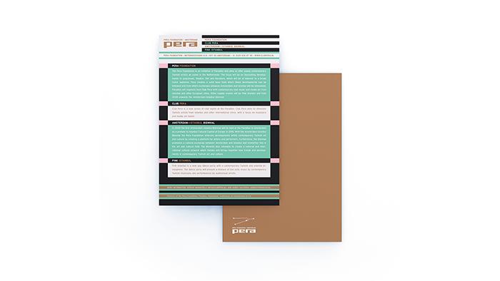 Pera Foundation Flyer Thumbnail